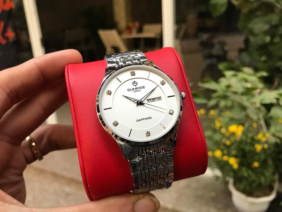 Đồng hồ nam Sunrise 1109SBGS-T