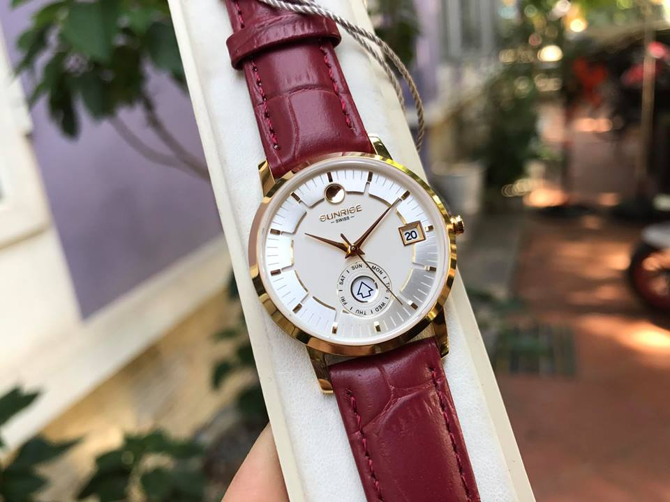Đồng hồ nữ Sunrise 2115PALK-GL-T