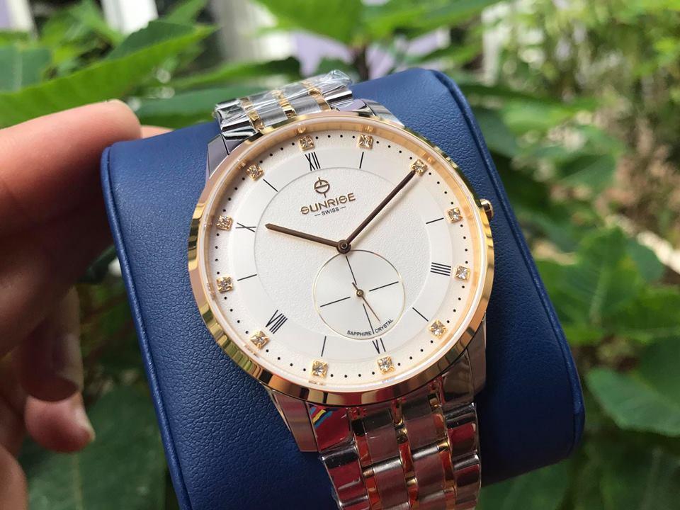 Đồng hồ nam sunrise 1114SAGSK-T