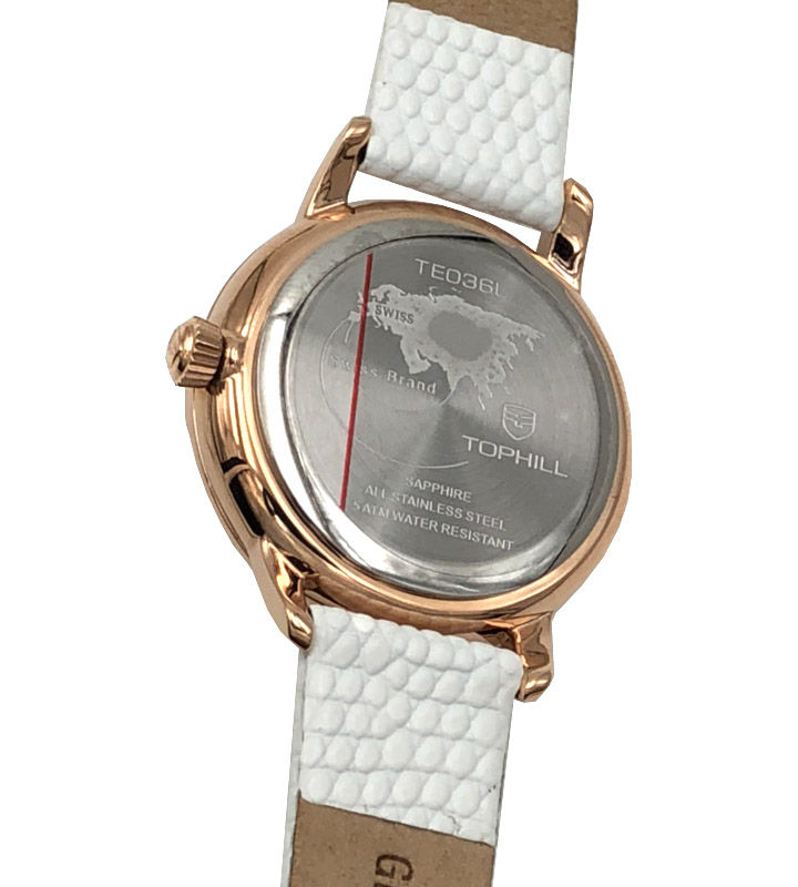 Đồng hồ TOPHILL TE036L.RWW