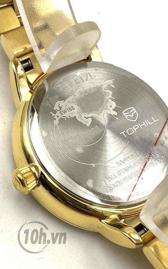 Đồng hồ TOPHILL TE037L.GGB