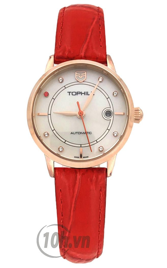 Đồng hồ TOPHILL TE038L.RPW
