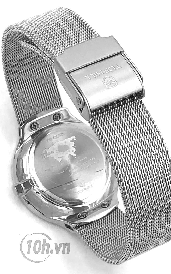 Đồng hồ TOPHILL TS002L.SSW
