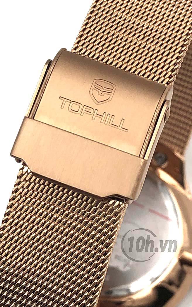 Đồng hồ TOPHILL TS002L.RRW