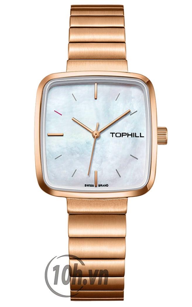 Đồng hồ Nữ TOPHILL TS008L.RRW