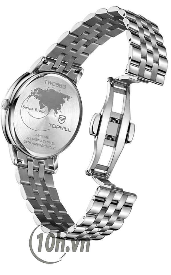 Đồng hồ TOPHILL TW065G.SSB