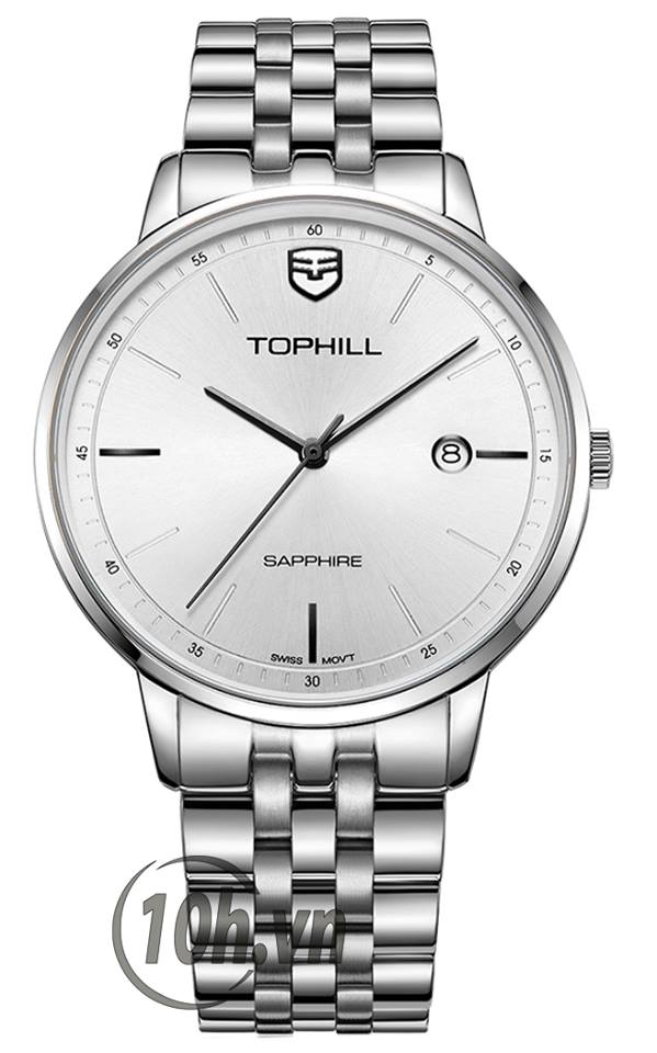 Đồng hồ TOPHILL TW065G.SSW
