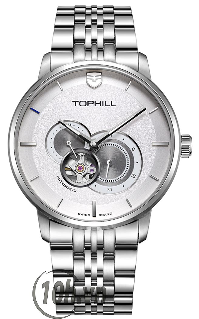 Đồng hồ TOPHILL TW066G.SSW