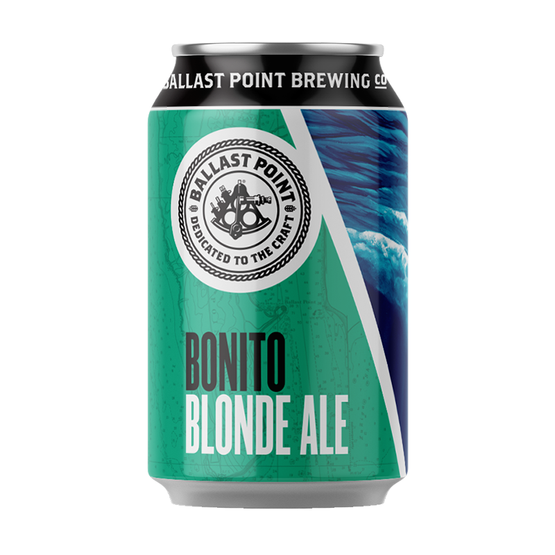 Ballast Point Bonito Blonde