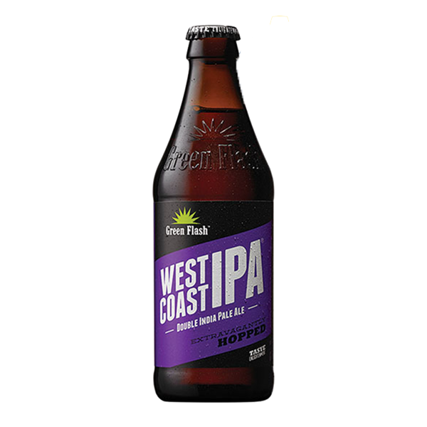 Green Flash West Coast IPA En
