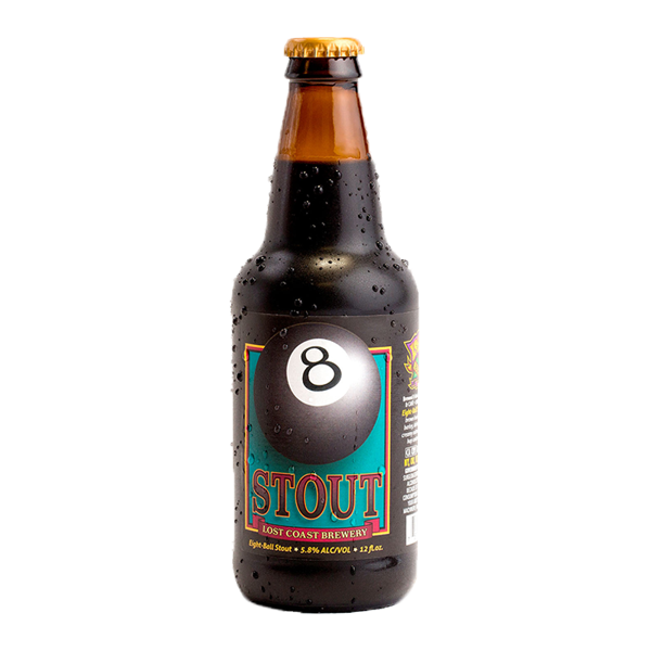 Lost Coast Eight Ball Stout En