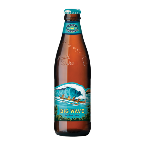 Kona Big Wave Golden Ale En
