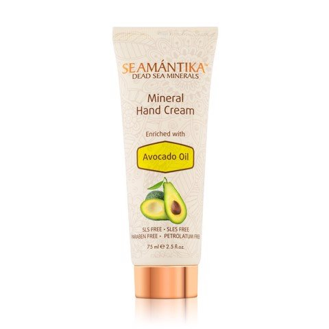 MINERAL HAND CREAM - AVOCADO OIL