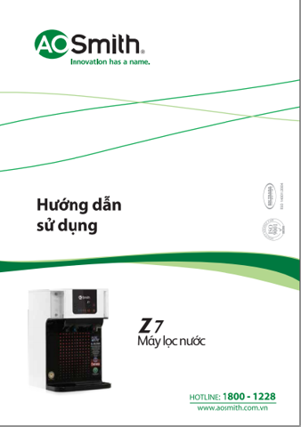Hướng dẫn sử dụng Z7
