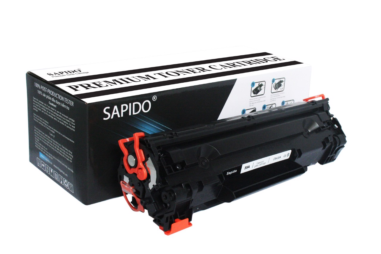 Hộp mực in laser Sapido 35A (CE435A)