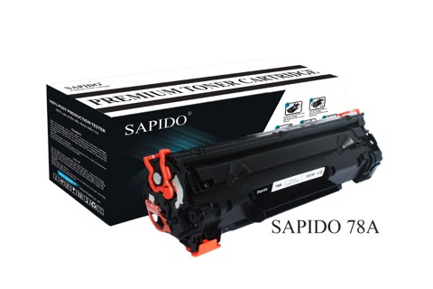 Hộp mực in laser Sapido 78A (CE278A)