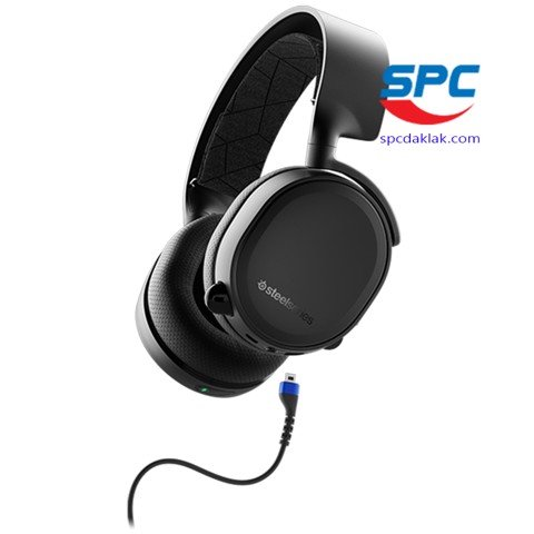 Tai nghe Steelseries Arctis 3 Bluetooth /7.1 Surround /61485