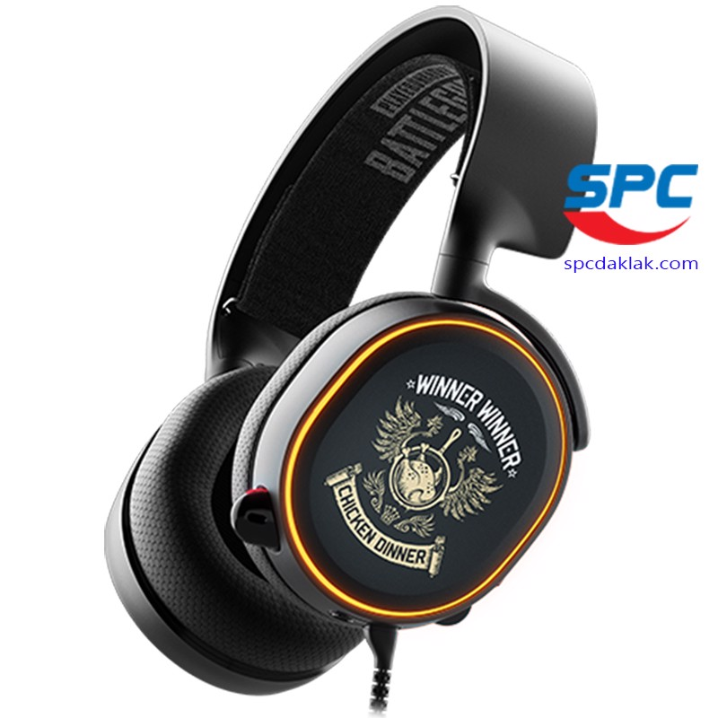 Tai nghe Steelseries Arctis 5 PUBG /7.1 Surround /61510