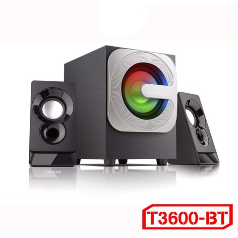 Loa Bosston T3600-BT – Led RGB