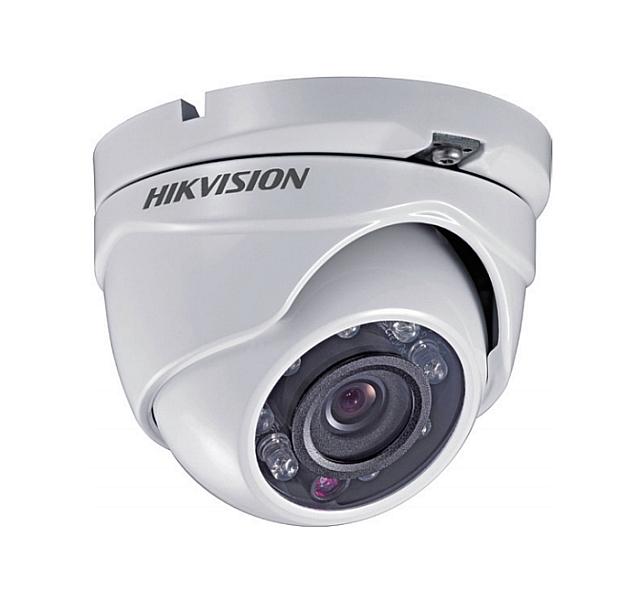 Camera Hikvision bán cầu ngoài trời TVI 1MP /DS-2CE56C0T-IR