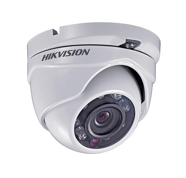 Camera Hikvision bán cầu trong nhà TVI 1MP /DS-2CE56C0T-IRP