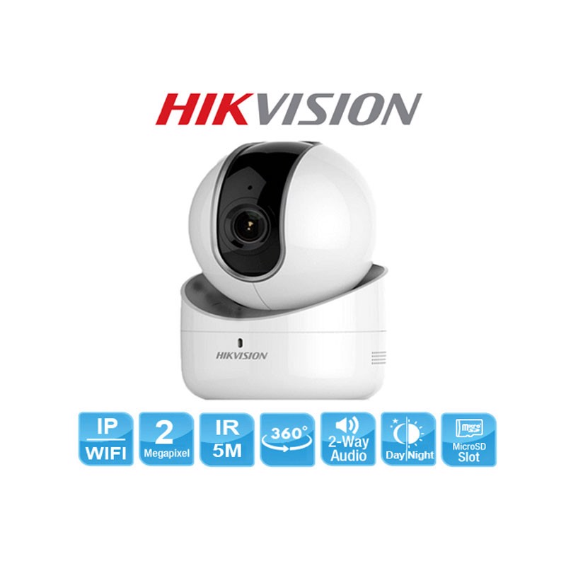Camera Hikvision IP Robot 2MP Wifi xoay /DS-2CV2Q21FD-IW