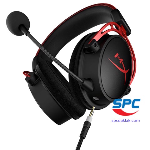 Tai nghe Kingston HyperX Cloud Alpha