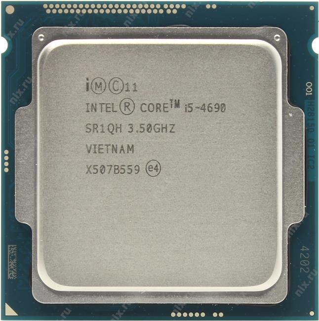 Bộ xử lý Intel Core i5-4690 3.90Ghz/6M