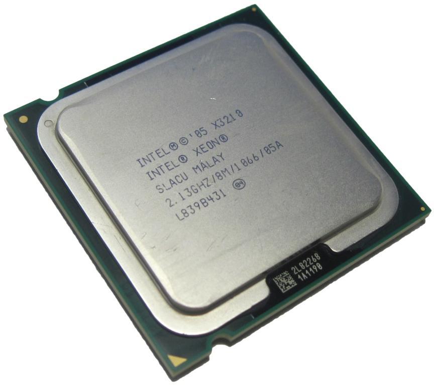 Bộ xử lý Intel Xeon X3210 2,13Ghz/8M/1066Mhz