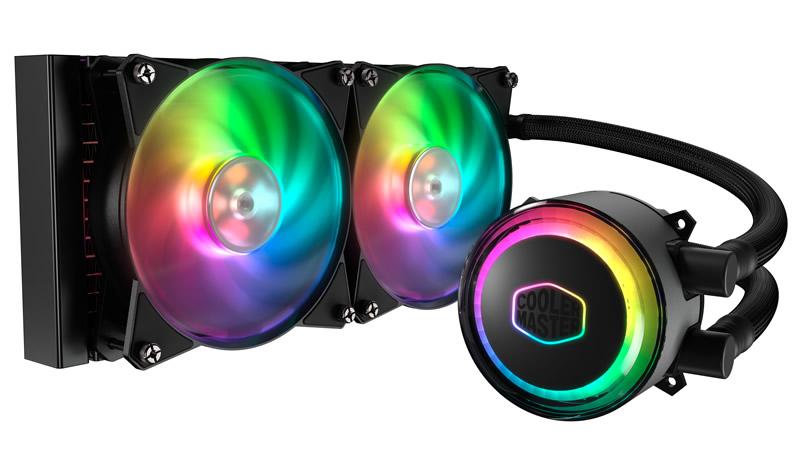 Tản nhiệt nướcMasterLiquid ML240RS RGB