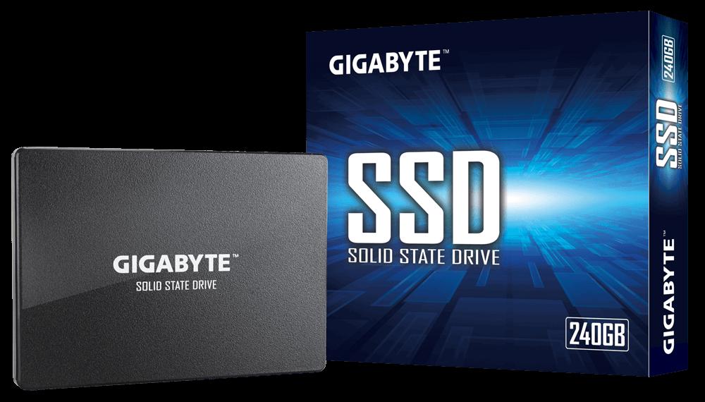 Ổ cứng SSD Gigabyte 240GB /GP-GSTFS31240GNTD