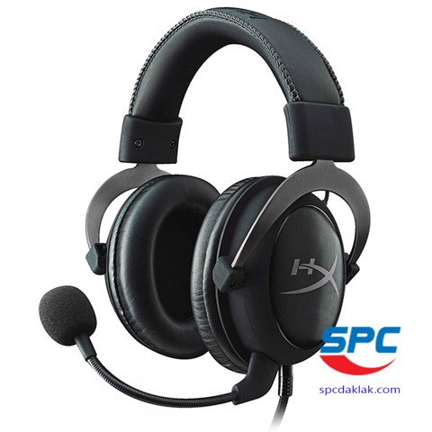 Tai nghe Kingston HyperX Cloud II Gaming 7.1 Color Gun Metal