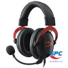 Tai nghe Kingston HyperX Cloud II Gaming 7.1 Color Red