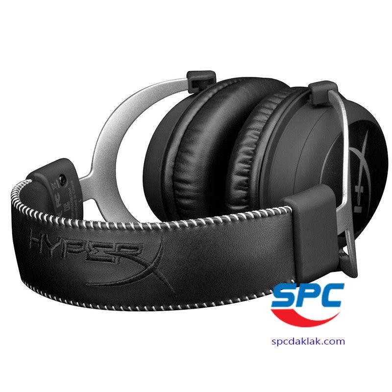 Tai nghe Kingston HyperX Cloud Silver