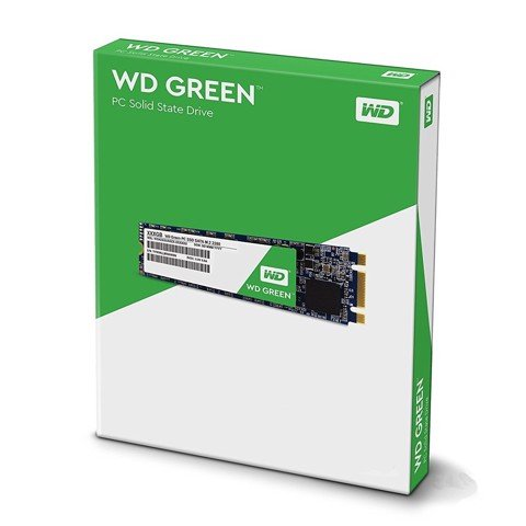 Ổ cứng M2 SSD WD Green 120GB M.2 2280