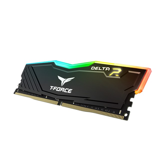 Bộ nhớ DDR4 Team T-Force Delta 16Gb/3000Mhz (8Gx2) Led RGB