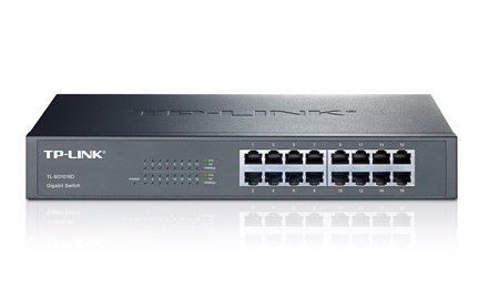 Switch TPLink 16 cổng gigabit (10/100/1000)