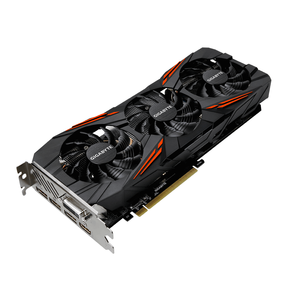 GIGABYTE GeForce® GTX 1070 Ti Gaming 8G /N107TGAMING-8GD