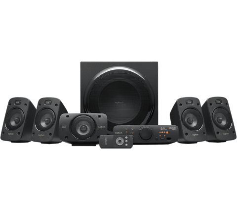 Loa Logitech  Z906 /5.1 /Surround THX