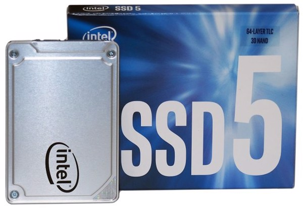 SSD INTEL 545s SERIES 256GB