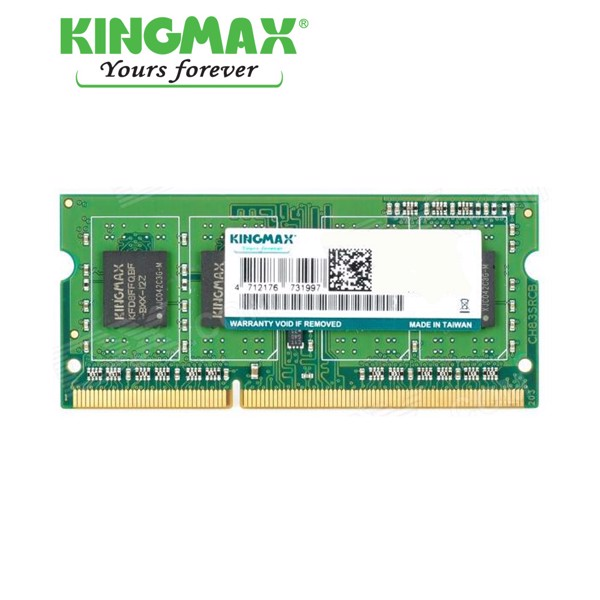 RAM LAPTOP KINGMAX - 8GB - DDR4 - 2400MHz