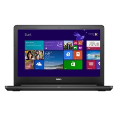 Laptop DELL Inspiron 3476 (N3476A) Black