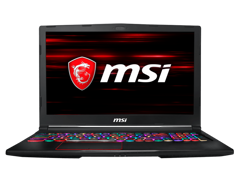 Laptop MSI GE63 8RE-266VN