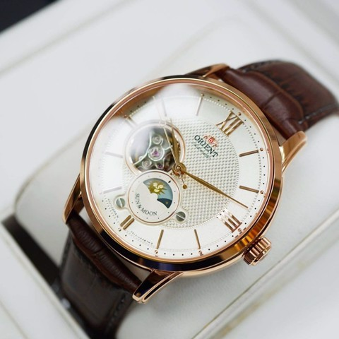 Orient Sun & Moon RA-AS0003S10B