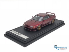Xe Mô Hình Nissan Top Secret GT-R ( VR32 ) 1:43 Ignition Model ( Đỏ )