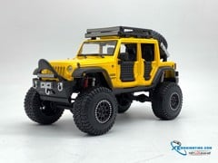 Combo Jeep 2015 Wrangler Unlimited tỷ lệ 1:24 chỉ với 1.755k
