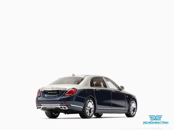 Xe Mô Hình Mercedes-Maybach S-Class 2019 1:43 Almost Real ( Anthracite/ Aragonite Silver )