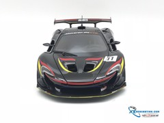 Xe Mô Hình McLaren P1 GTR James Hunt 40th Anniversary #11 1:18 Almost Real ( Đen )