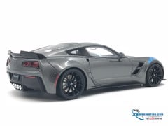 Chevrolet Corvette Grand Sport 2017 GTSpirit 1:18 (Xám)