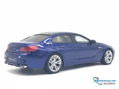 BMW M6 Gran Coupe  GTSpirit 1:18 (Xanh)